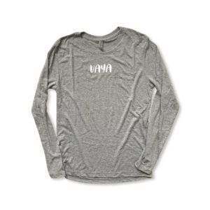 Long Sleeve Grey