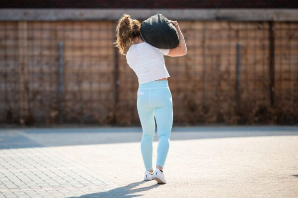 VAYA legging blue
