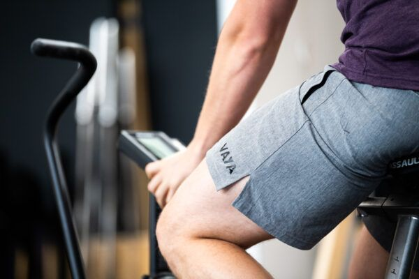 VAYA men shorts Grey